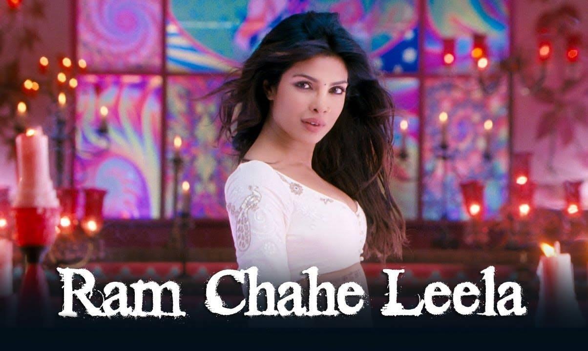 Priyanka Chopra Sizzles In 'Ram Chaahe Leela Chaahe' Love Ballad In Ram Leela