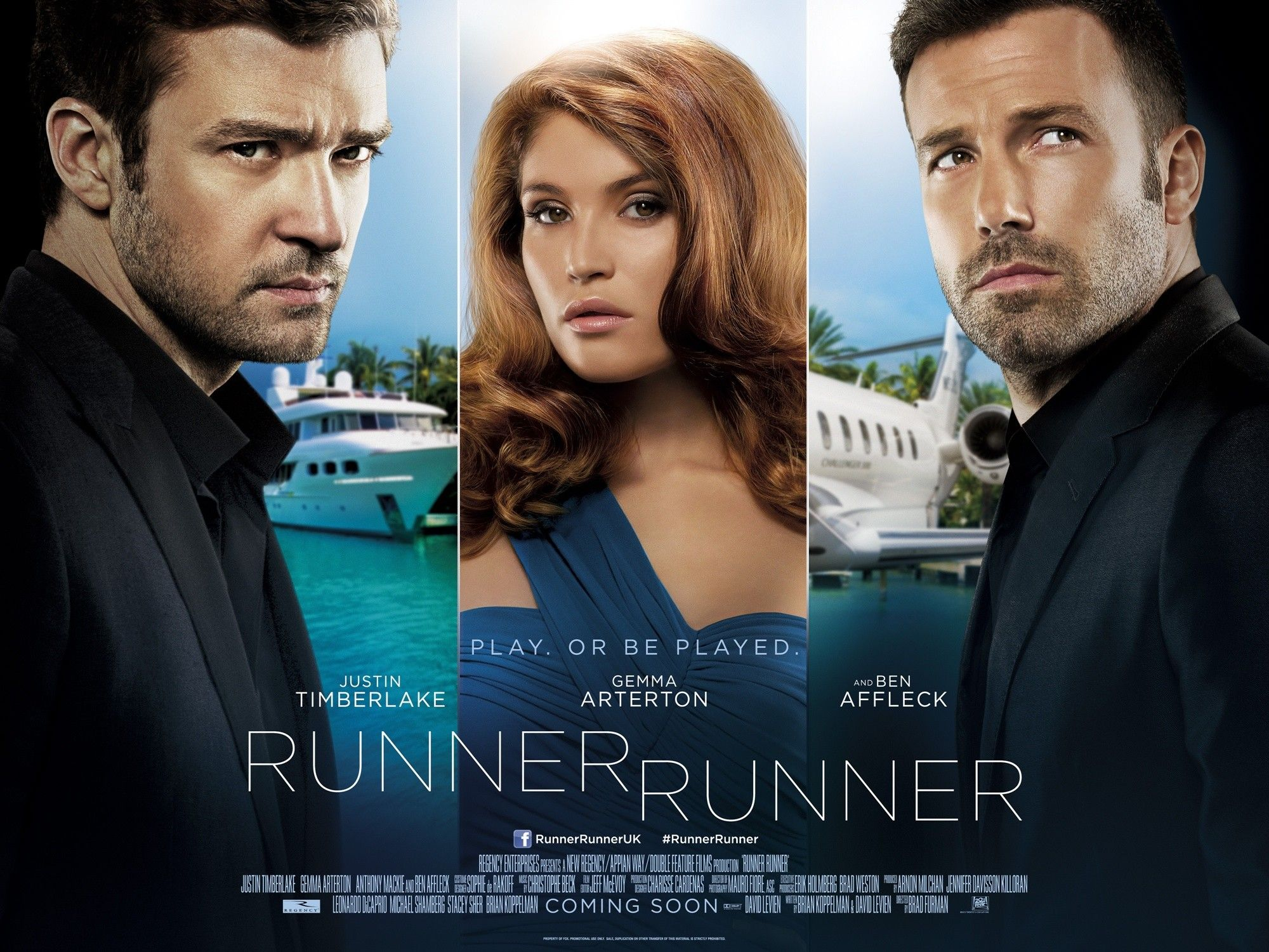 Runner Runner | Movie Review – Just A Mild Jogger This!