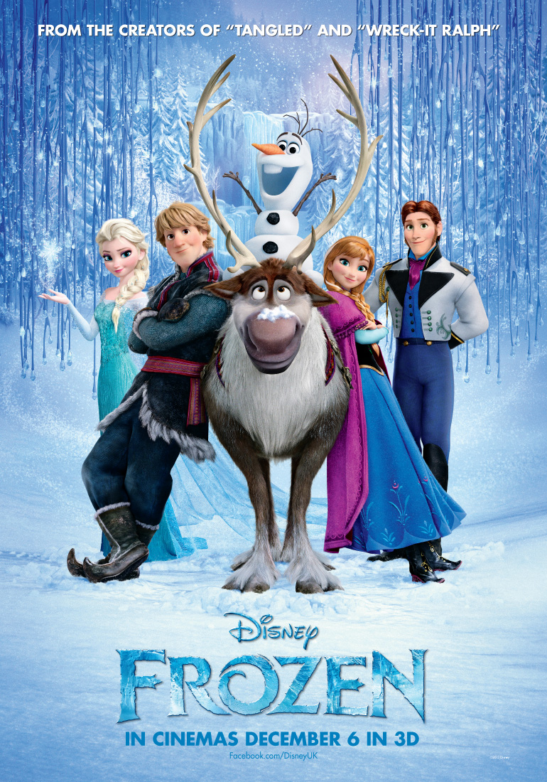 Frozen | Movie Review – This Winter, Frozen Will Melt Your Heart