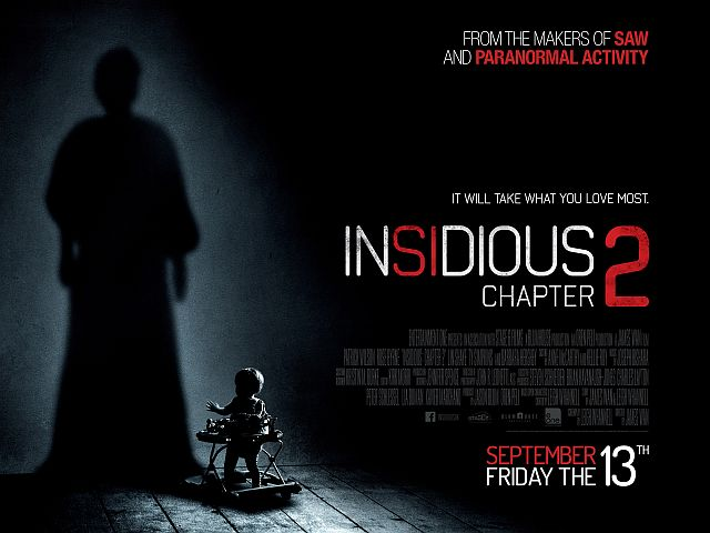Insidious Chapter 2 | Movie Review : Spooky But Disappointing