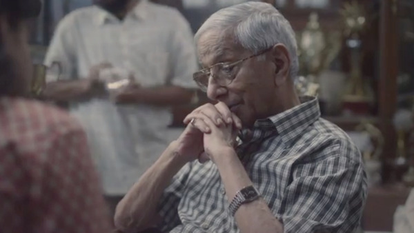 Google-India-reunion ad touches the Indian Nerve