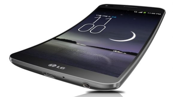 LG G Flex With Wolverine's Self-Healing Ability Can Undo Scratches! Watch Video.