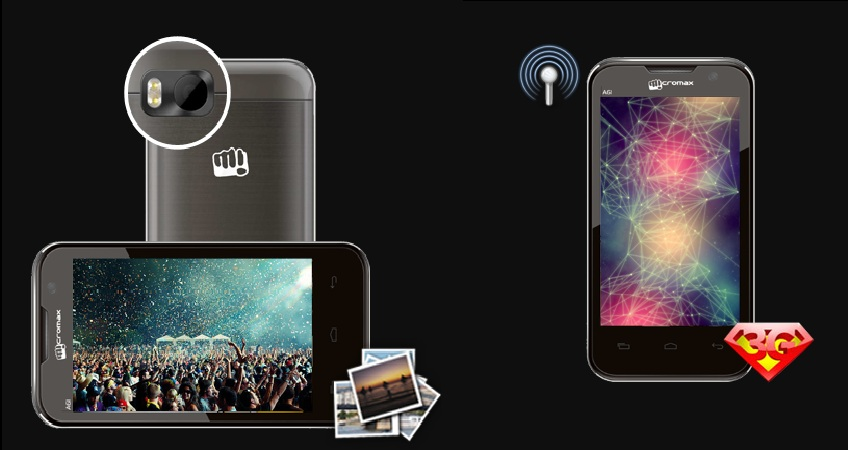 Micromax Bolt A61 Available At Price Rs.4999: Listed On Official Website