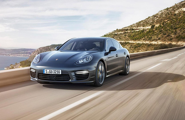 2014 Porsche Panamera Turbo S – Welcome The Fastest And Most Powerful Porsche At Tokyo Motor Show