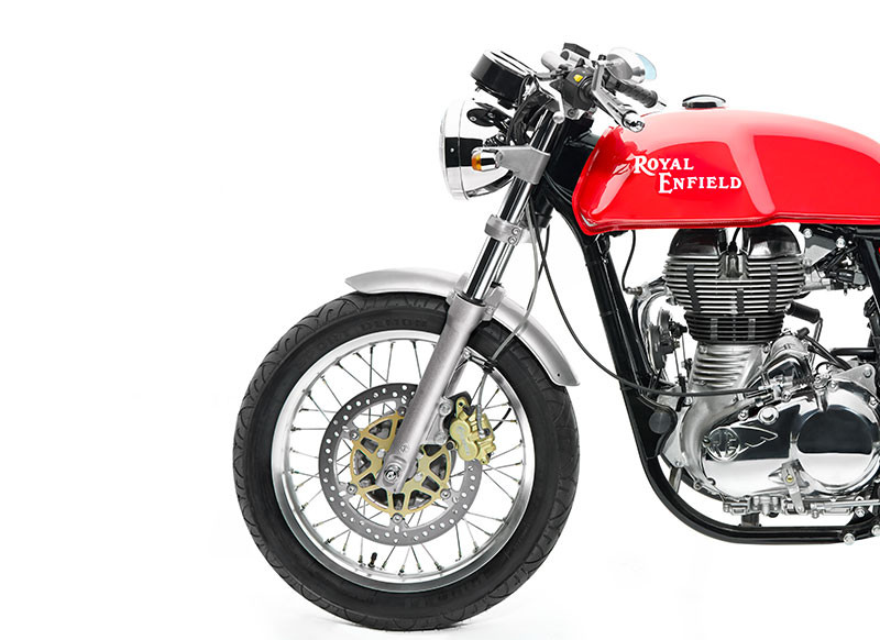 Royal Enfield Continental GT Cafe Racer India Launch November 26th. Hail The Fastest Production Enfield Ever!