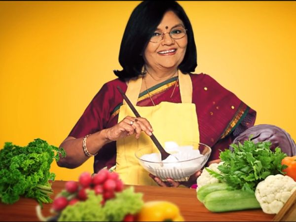 Celebrity Chef Tarla Dalal, The Real Mistress Of Spices, Dies At 77. #RIPTarlaDalal