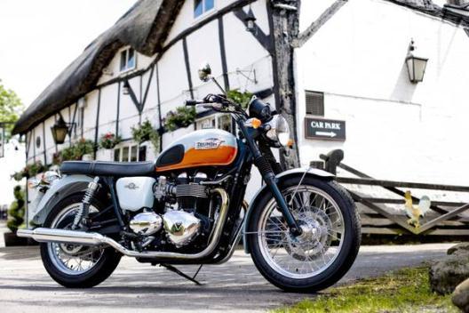 Triumph motorcycles india Bonneville india