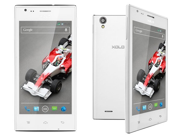 XOLO A600 Price In India Is Rs. 8,199; Android 4.2, 4.5-inch display, 5MP Camera.