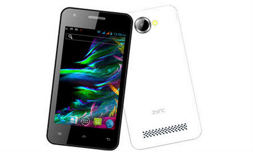 Zync Cloud Z401 Launched For Rs.4,499: Listed On Flipkart, Snapdeal and Infibeam