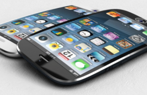 apple iphones with curved screens large displays and pressure detecting technology