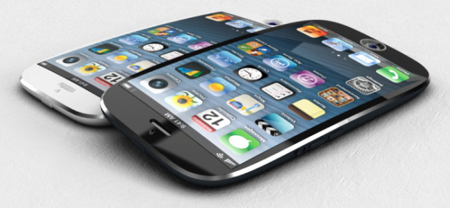 Apple Gives In To Curves: Large Curved iPhones With New Touchscreen Sensors In the Making