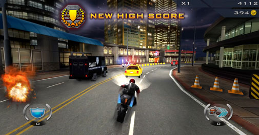 dhoom 3 game android iOS windows