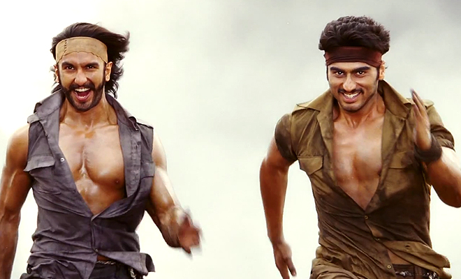 Watch: Official Theatrical Teaser Of Ranveer Singh and Arjun Kapoor's 'Gunday' – Total Rawness!