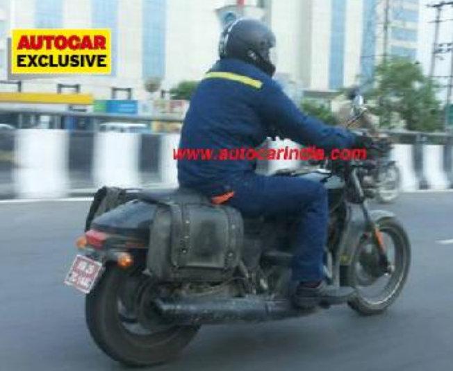 Made-In-India Harley Davidson Premium Motorcycle May Make It's 2013 EICMA Debut In Milan. More Details.