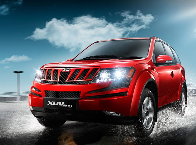 mahindra xuv500 launched in india