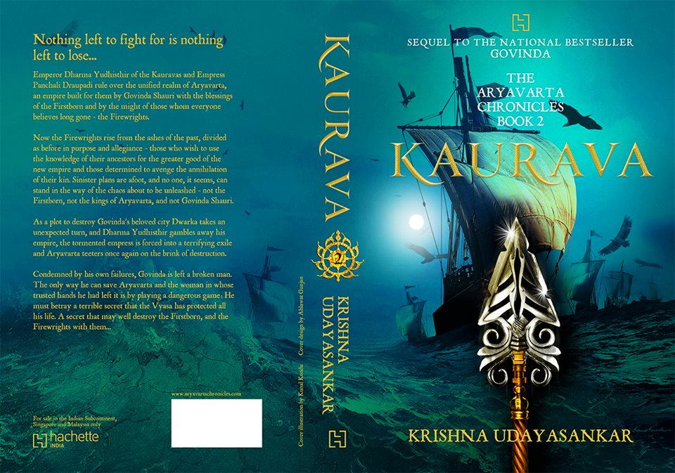 The Aryavarta Chronicles | Book 1 : Govinda  & Book 2 : Kaurava | Review