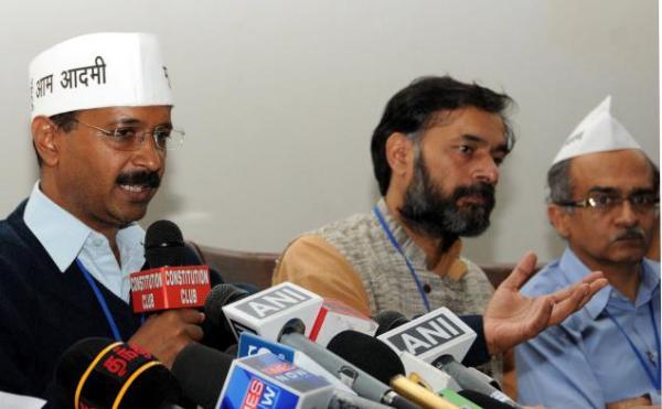 Arvind Kejriwal AAP elections
