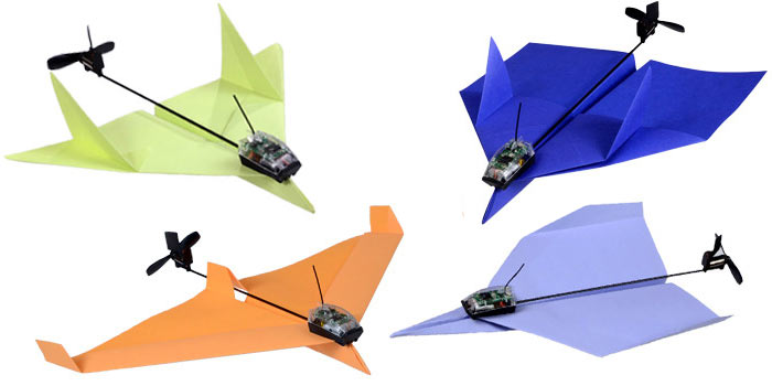 Manoeuvre Your Paper Airplane Via Smartphone – PowerUp 3.0 Is The Cool Tech That Lets You Do Just That