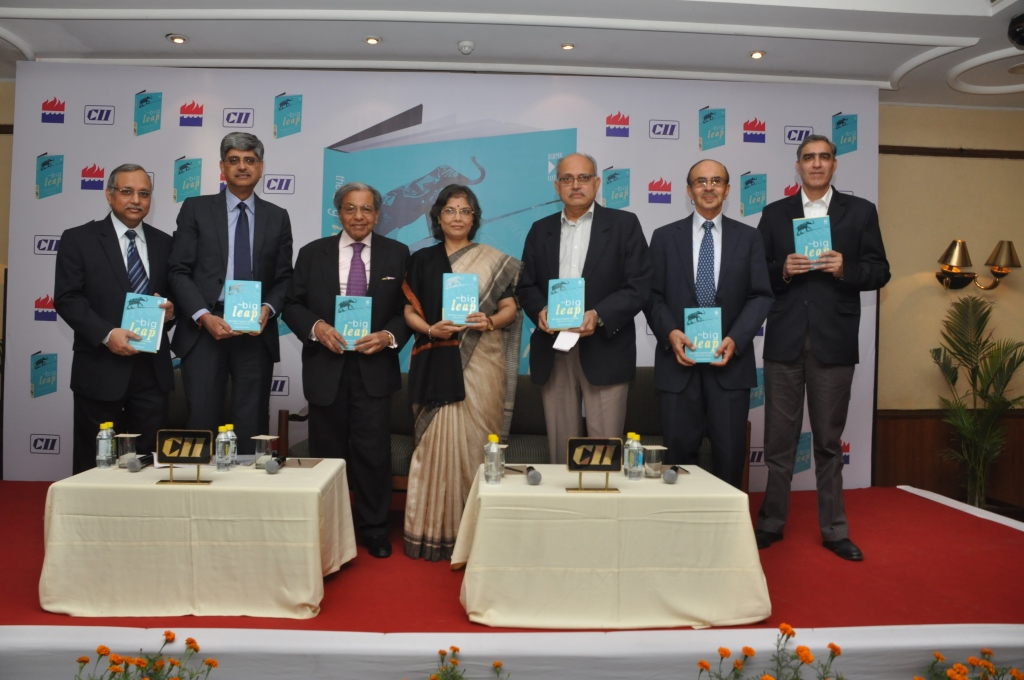 'The Big Leap' By Sharmila Kantha | Book Review – How Indian Companies Leveraged Reforms for Success