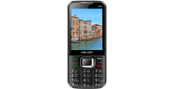Celkon C76 Budget Dual-SIM Phone Supports 8 Indian Languages; Price In India Rs 1899/-
