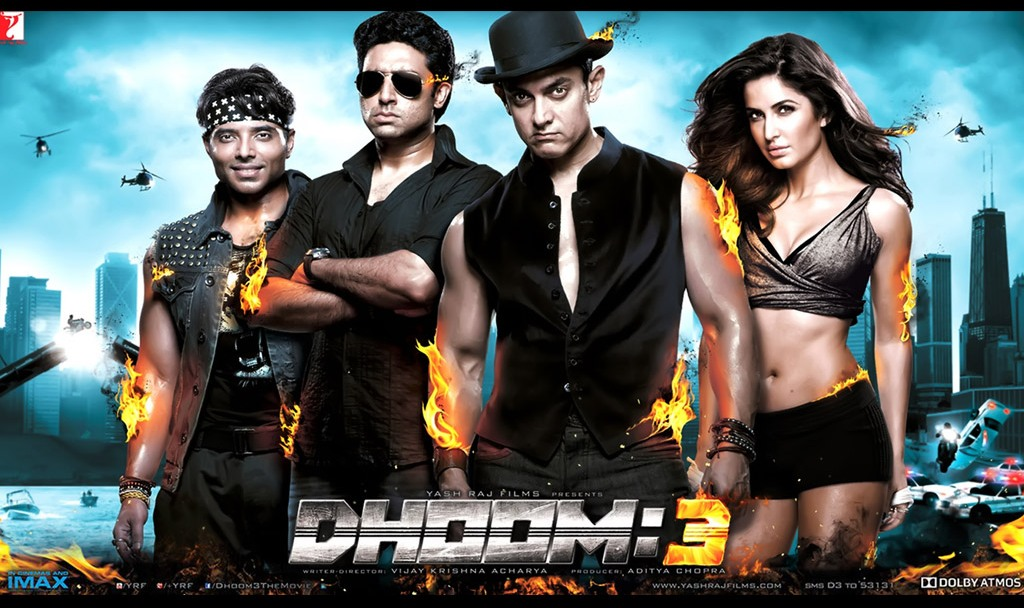 Dhoom 3 | Movie Review – This Year Will End In Disappointment