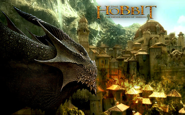 the hobbit desolation of smaug 2