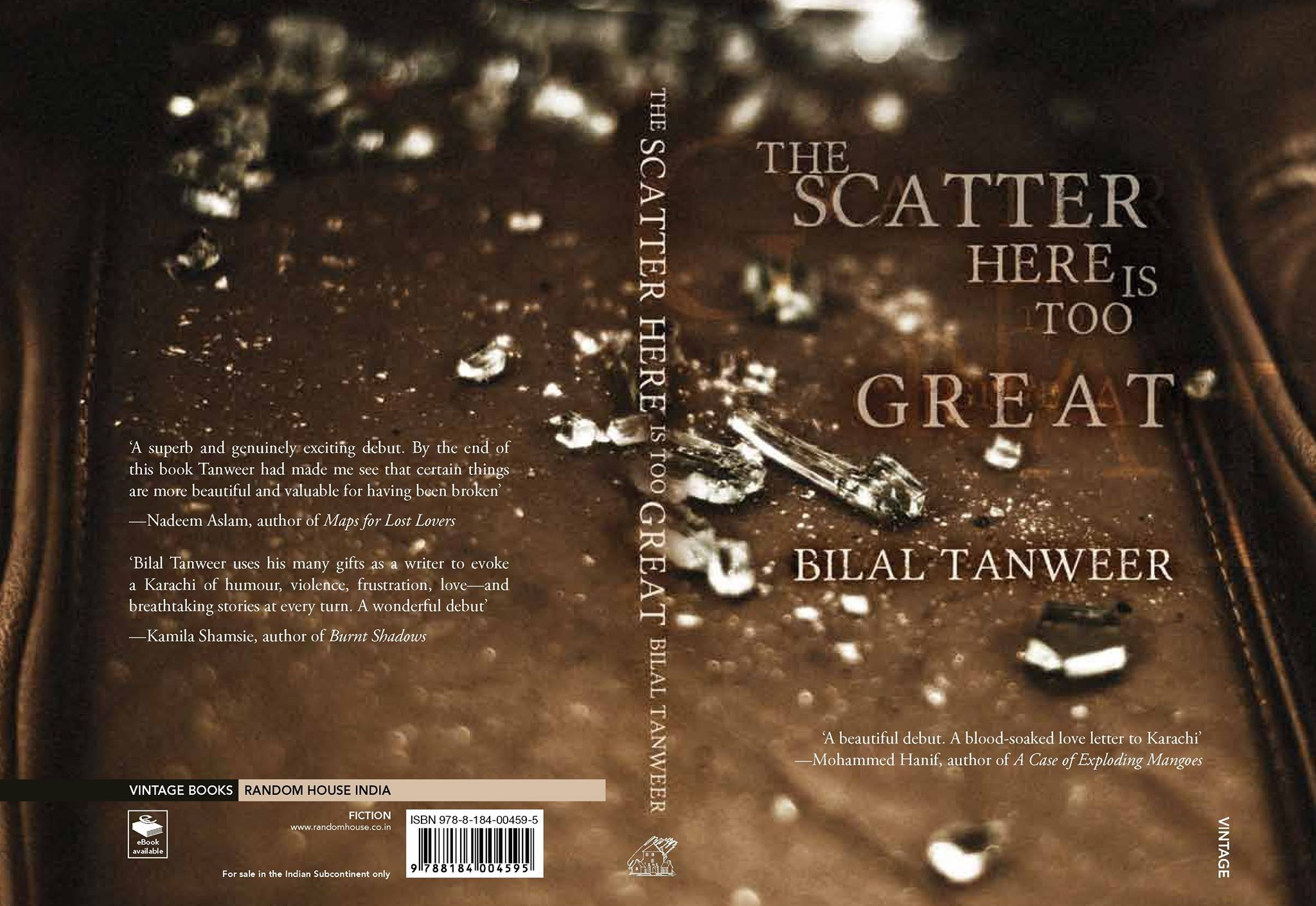 'The Scatter Here Is Too Great' by Bilal Tanweer | Book Review