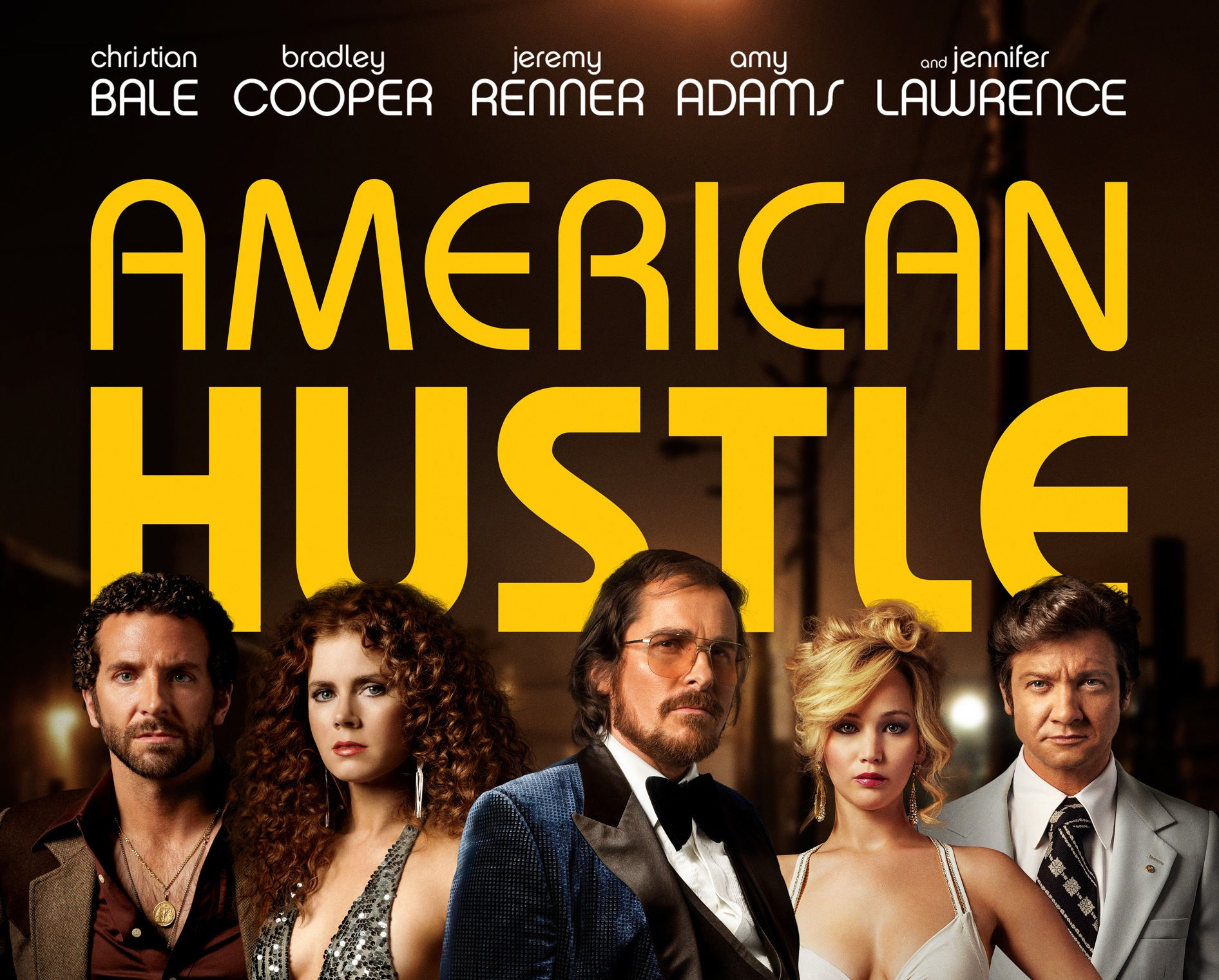 American Hustle | Movie Review – Ambitious people in search of the American dream!