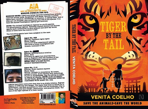 'Tiger By The Tail' – by Venita Coelho | Book Review