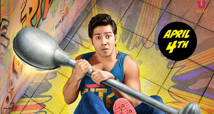 Watch: 'Mai Tera Hero' Official Trailer Starring Varun Dhawan, Nargis Fakhri and Ileana D`Cruz.