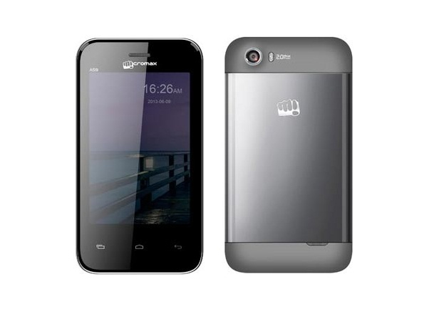 Micromax Bolt A28 Priced Rs.3674 And Bolt A59 Priced Rs.4542 Show Up Online