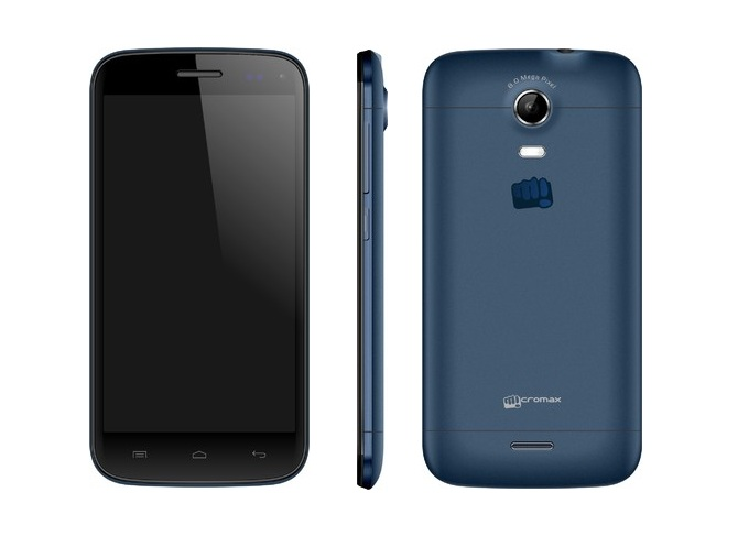 Micromax  Canvas A200 Turbo Mini. Spotted On Flipkart: Price, Specs And Features