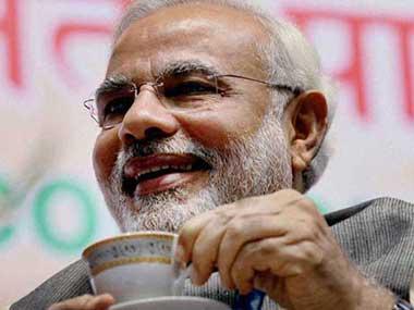 'Chai Pe Charcha' With Narendra Modi