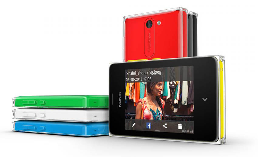 Nokia Asha 503 Now Available. Priced Rs.6683: On Nokia Shop, Infibeam