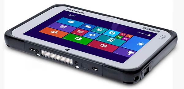 Panasonic Toughpad FZ-M1 2