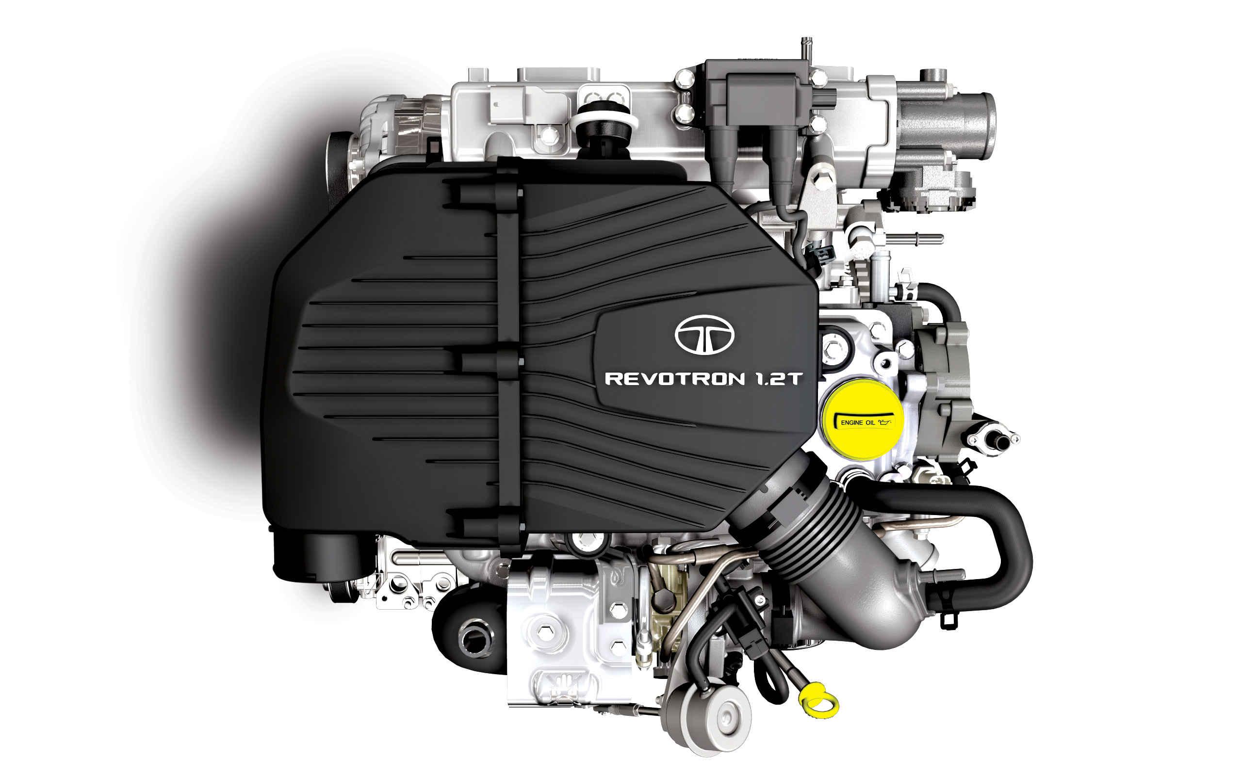 Revotron 1.2 Litre Petrol Engine