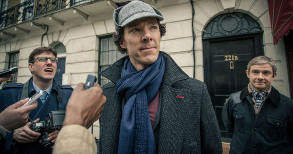 Sherlock Season 3 Episode#1: The Empty Hearse | Review