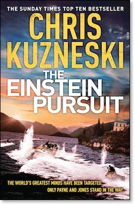 The Einstein Pursuit - Chris Kuzneski