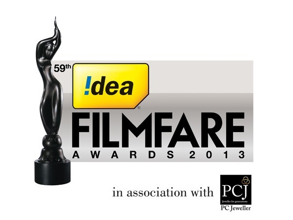 59th Idea Filmfare Awards 2013 Winners Listed. 'Bhaag Milkha Bhaag' Walks Away With Maximum Honors.