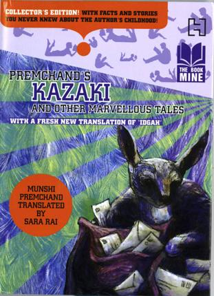 nds kazaki and other marvellous tales cover