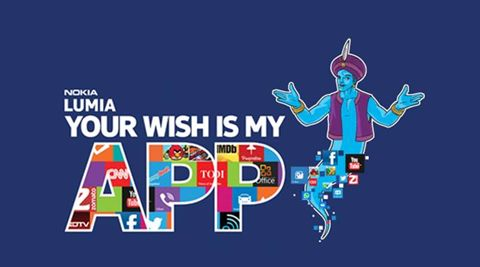 nokia your wish is my app