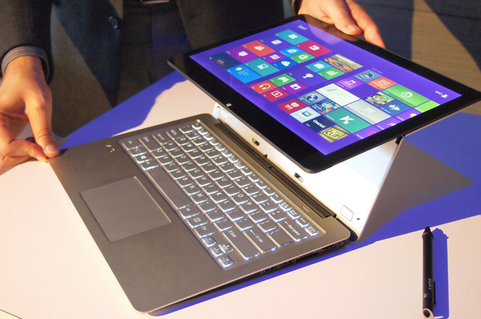 SONY Vaio Flip Series Launched in India; Prices Of The Hybrid Laptops Start Rs 94,990/- Onwards