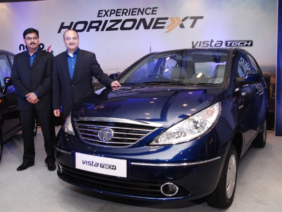 TATA Motors Launches All New Tata Vista Tech