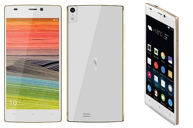 Gionee Elife S5.5 Is World's Slimmest Smartphone: Octa-Core Processor,13MP Camera