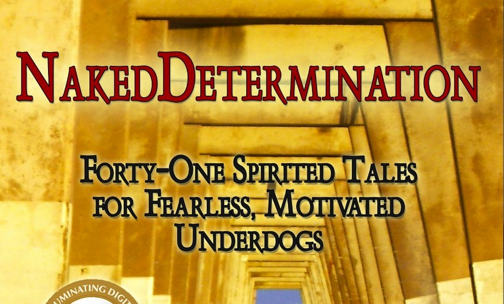 'Naked Determination' by Gisela Hausmann | Book Review