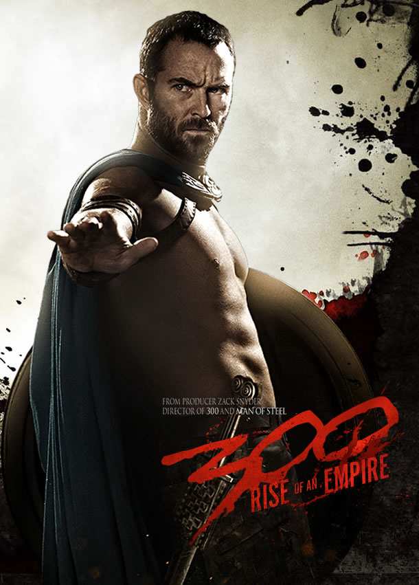 300: Rise of an Empire | Movie Review #2 – For glory's sake.. WAR!