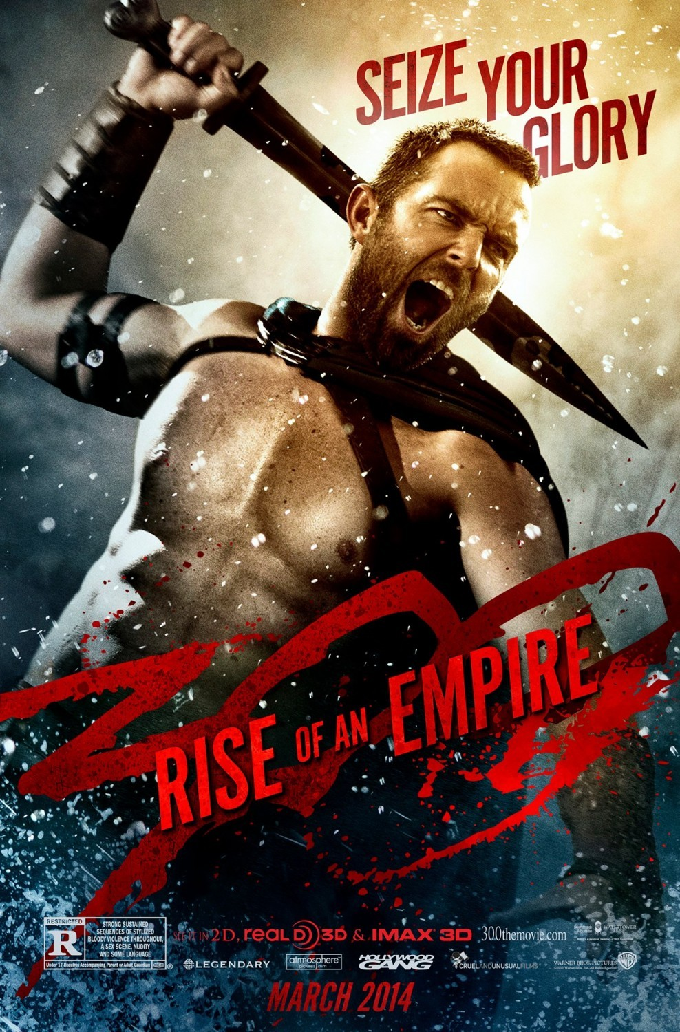 300-Rise of an Empire | Movie Review – Entertaining To The Core But Less Satisfying Than The First