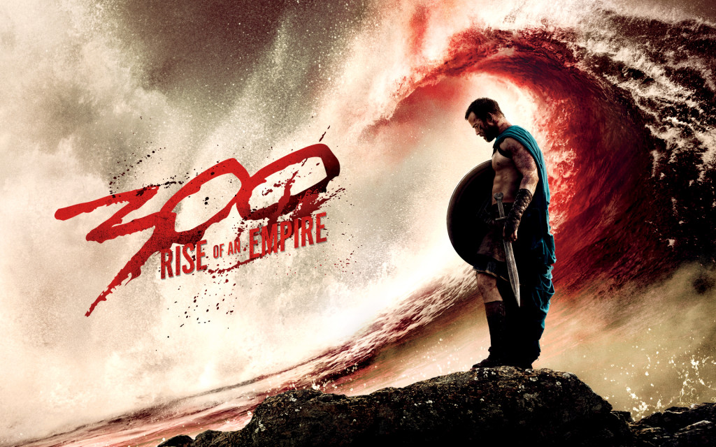 '300:Rise of an Empire' Poster