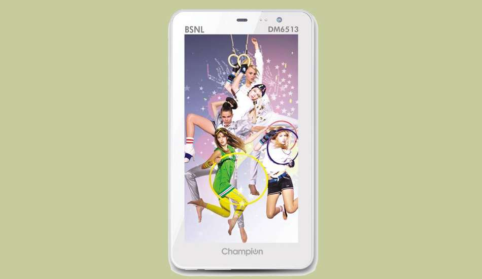 BSNL Champion DM6513 with 6.5 Inch Display Launched For Rs 6999/-
