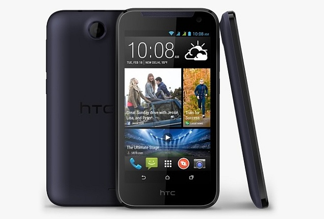 HTC Desire 310 Spotted Online. Price Tag Reads Rs.11700.